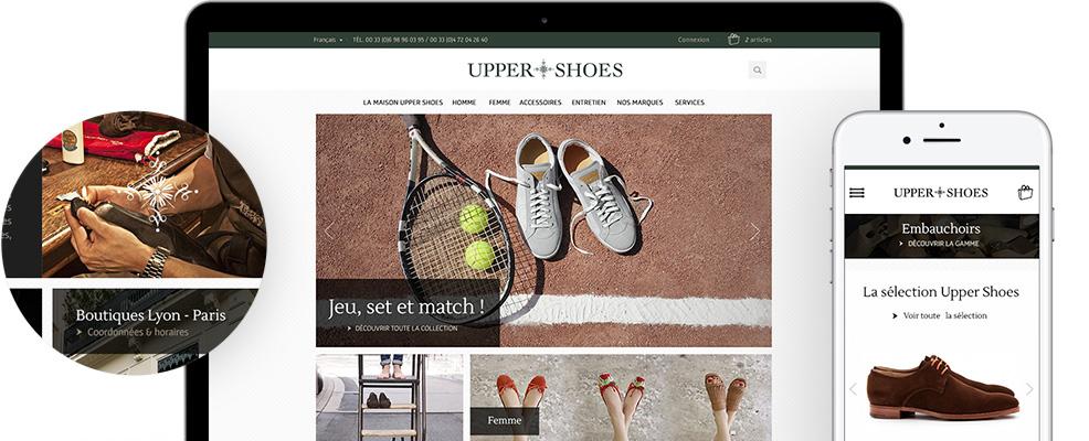 uppershoes mockup